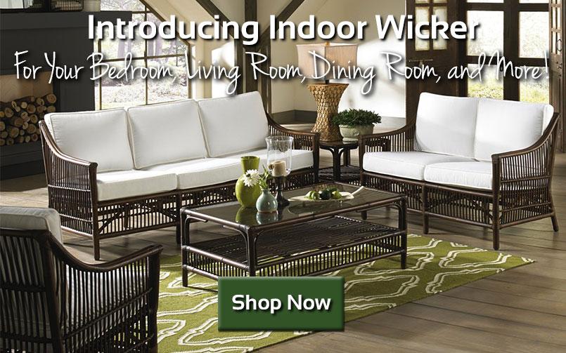 Introducing Indoor Wicker