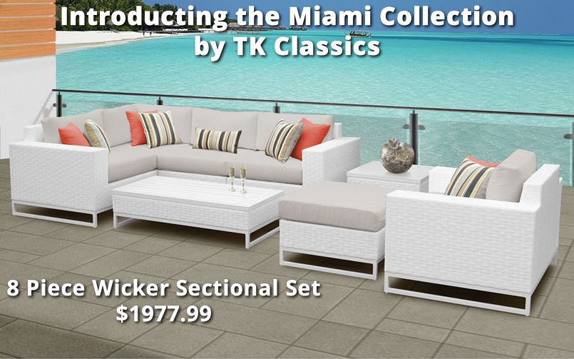 Introducing the Miami Collection from TK Classics