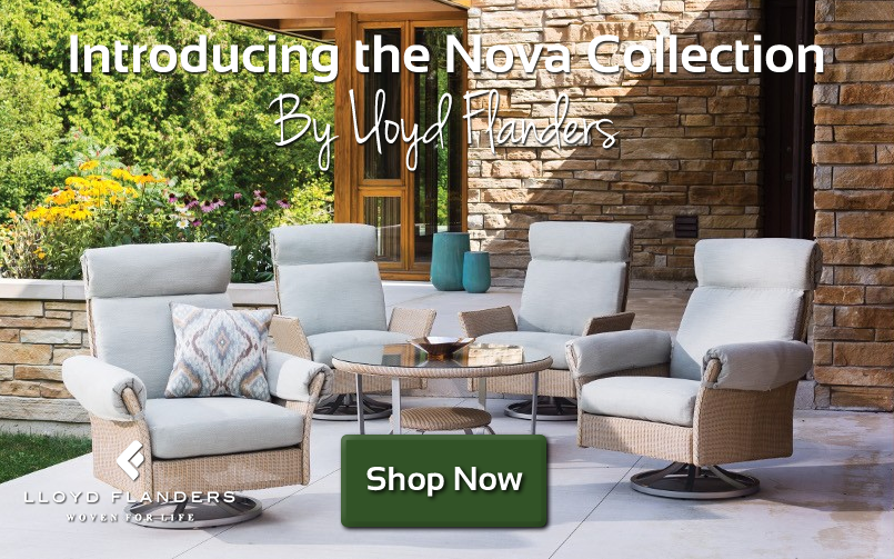 Introducing the Nova Collection by Lloyd Flanders