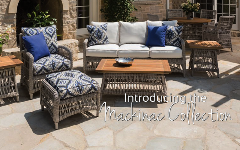 Introducing the Mackinac Collection by Lloyd Flanders