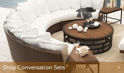 Shop Outdoor Wicker Conversation Sets