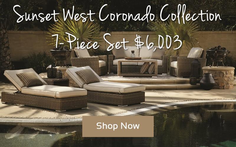 Sunset West Solana Coronado Collection