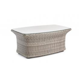Add To Wishlist Domus Ventures Annecy Wicker Coffee Table 753 00 Low Price Guarantee