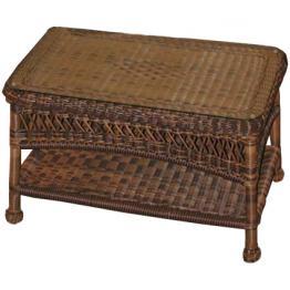 Wonderful Add To Wishlist. Bestseller! Classic Coastal Avalon Wicker Coffee Table
