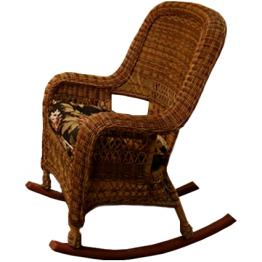 Beautiful Add To Wishlist. Bestseller! Classic Coastal Avalon Wicker Rocking Chair  Pair