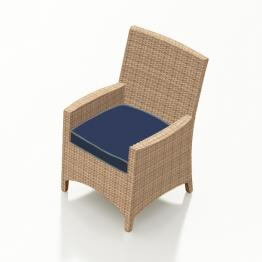 Add to wishlist  sc 1 st  Wicker.com & Outdoor Wicker Dining Chairs - Wicker.com